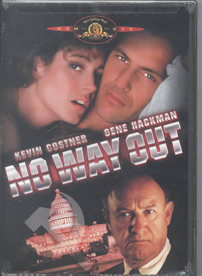 NO WAY OUT BY COSTNER,KEVIN (DVD)