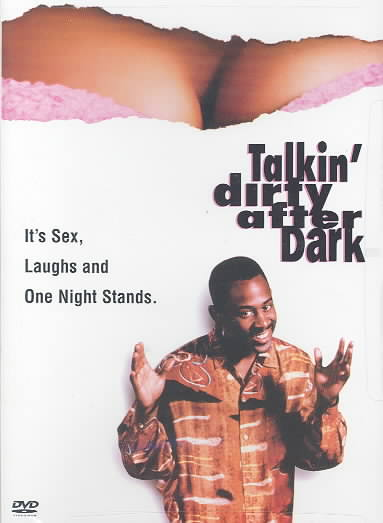 TALKIN' DIRTY AFTER DARK BY LAWRENCE,MARTIN (DVD)