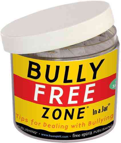 Bully Free Zone in a Jar By Free Spirit Publishing (COR)