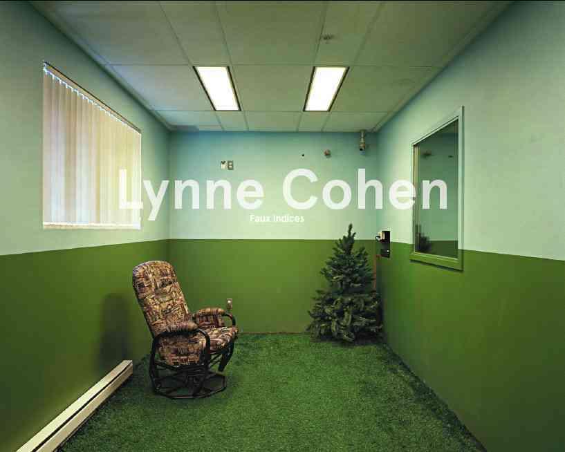 Lynne Cohen By Letourneux, Francois